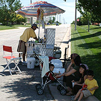 Wichita Hotdog Cart
